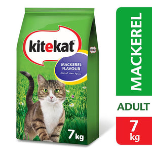 Kitekat™ Mackerel Flavour Dry Cat Food Adult (7 kg)
