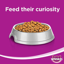 WHISKAS® Chicken and Veal in Loaf Wet Cat Food Can (24 x 400 gm)