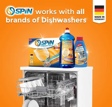 Spin Dishwasher Tablet All in 1 (7 x 14 Tabs)