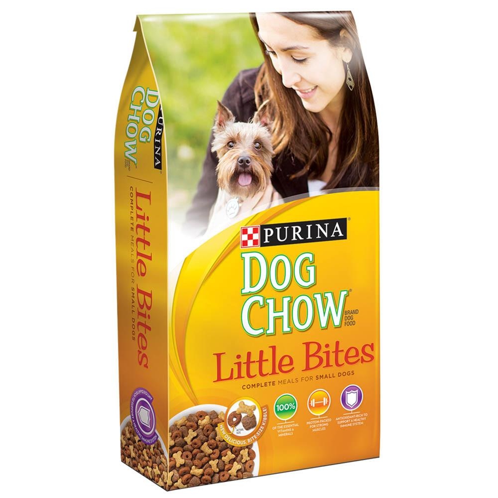 PURINA Dog Chow Little Bites Dry Food (1.81 KG) - Sanadeeg