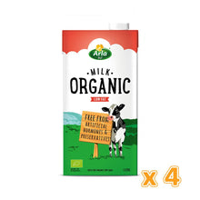 Arla Organic Low Fat Milk (4 x 1L) - Sanadeeg
