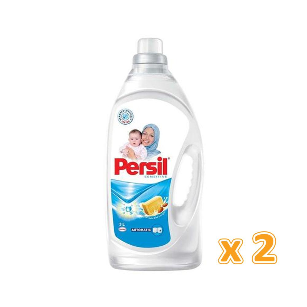 Persil Sensitive Automatic Liquid Detergent (3 L) - Sanadeeg