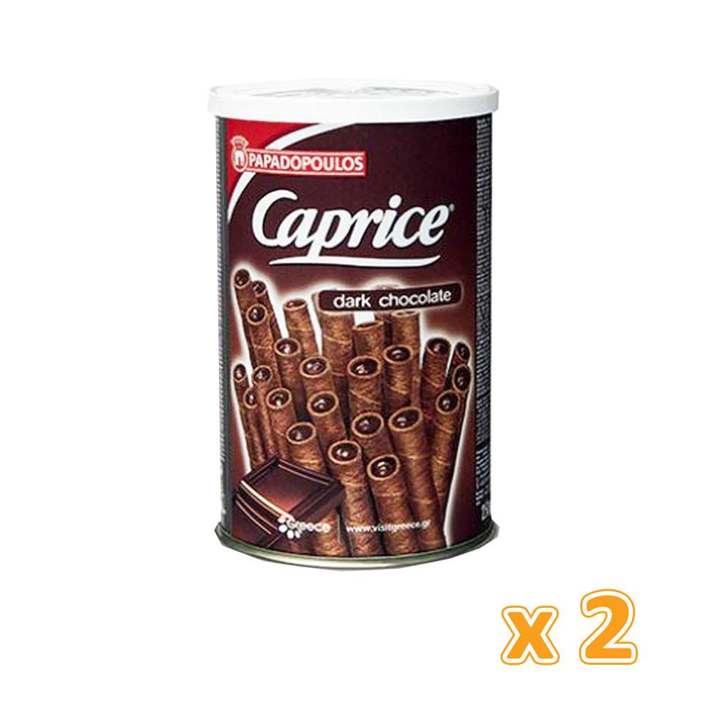 Caprice Classic Dark Chocolate (2 x 250 gm) - Sanadeeg
