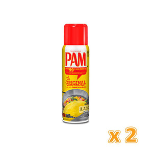 Pam Canola Spray Original (2 x 170 gm) - Sanadeeg
