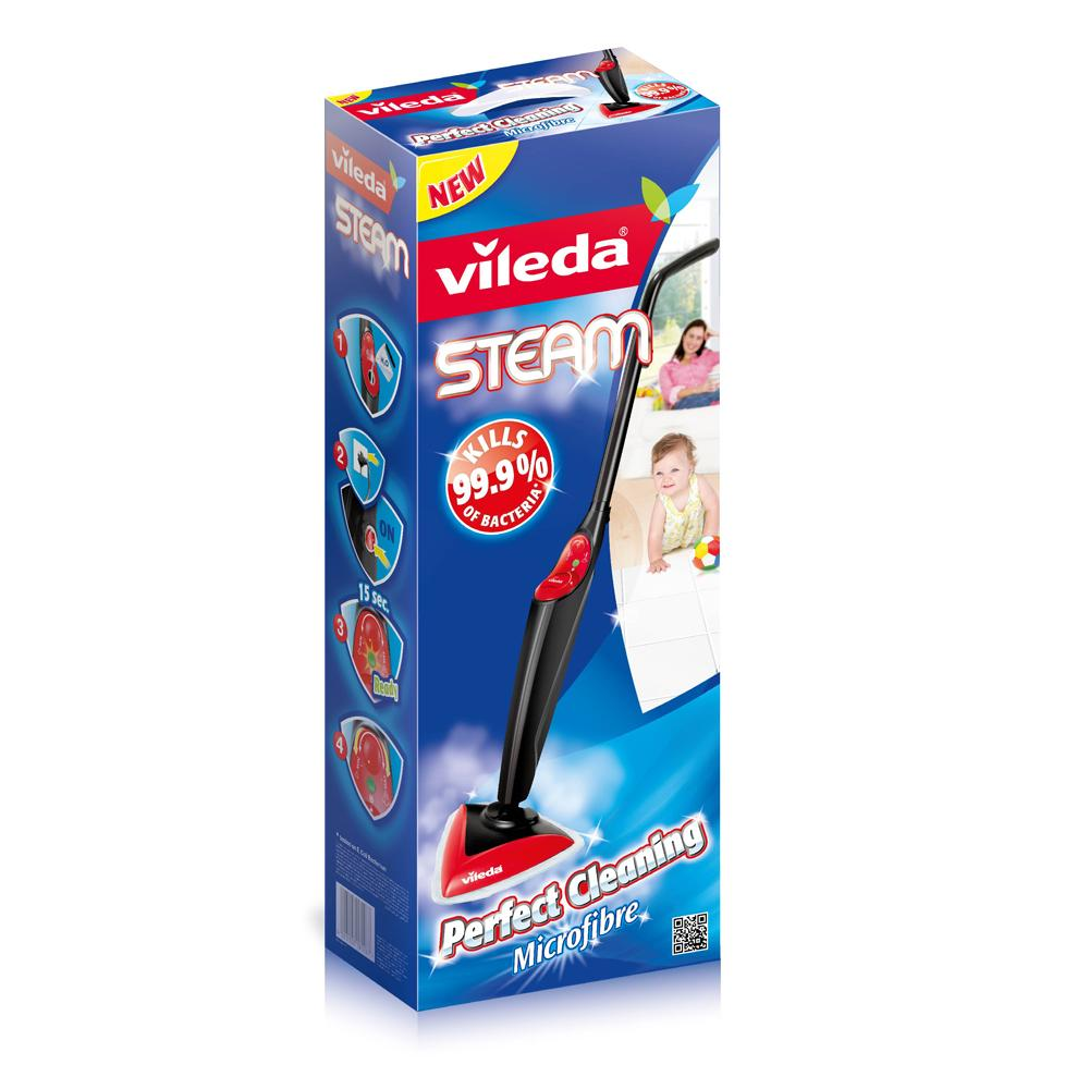 Vileda Steam Mop (1 Pcs) - Sanadeeg