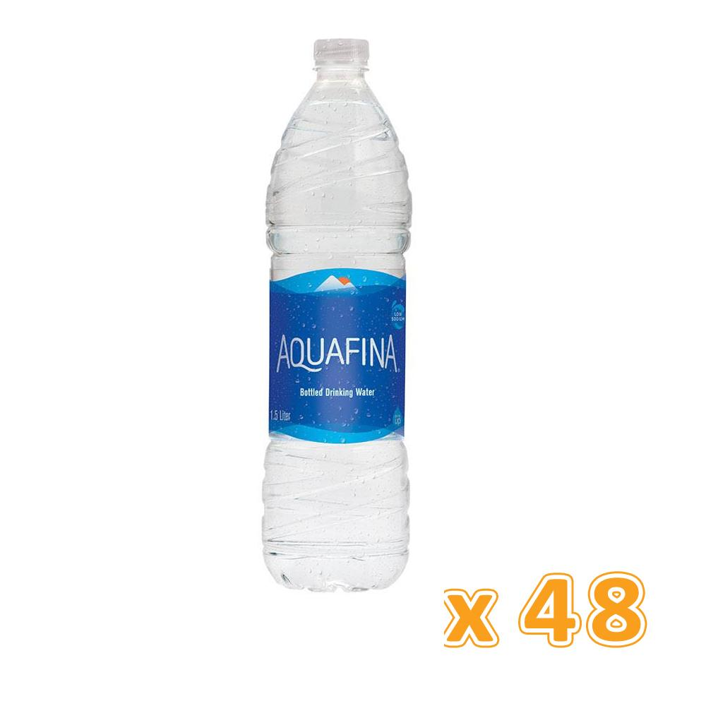 Aquafina Bottled Drinking Water (48 X 1.5 L) - Sanadeeg