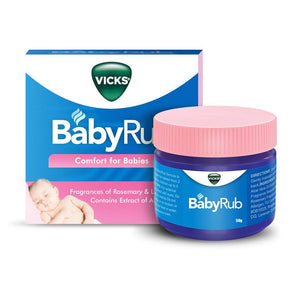 Vicks Baby Rub (50 gm) - Sanadeeg