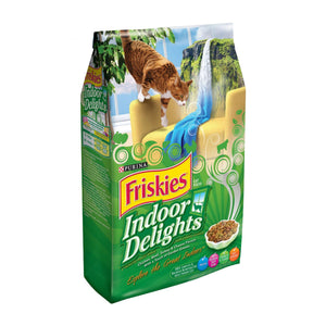 PURINA FRISKIES Indoor Delights Cat Dry Food (1.43 KG) - Sanadeeg