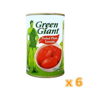 Green Giant Peeled Plum Tomato  (6 x 400 gm) - Sanadeeg
