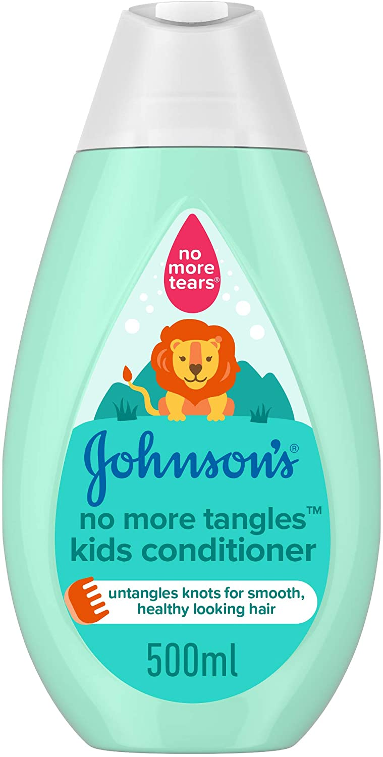 Johnson's No More Tangle Conditioner (500 ml)