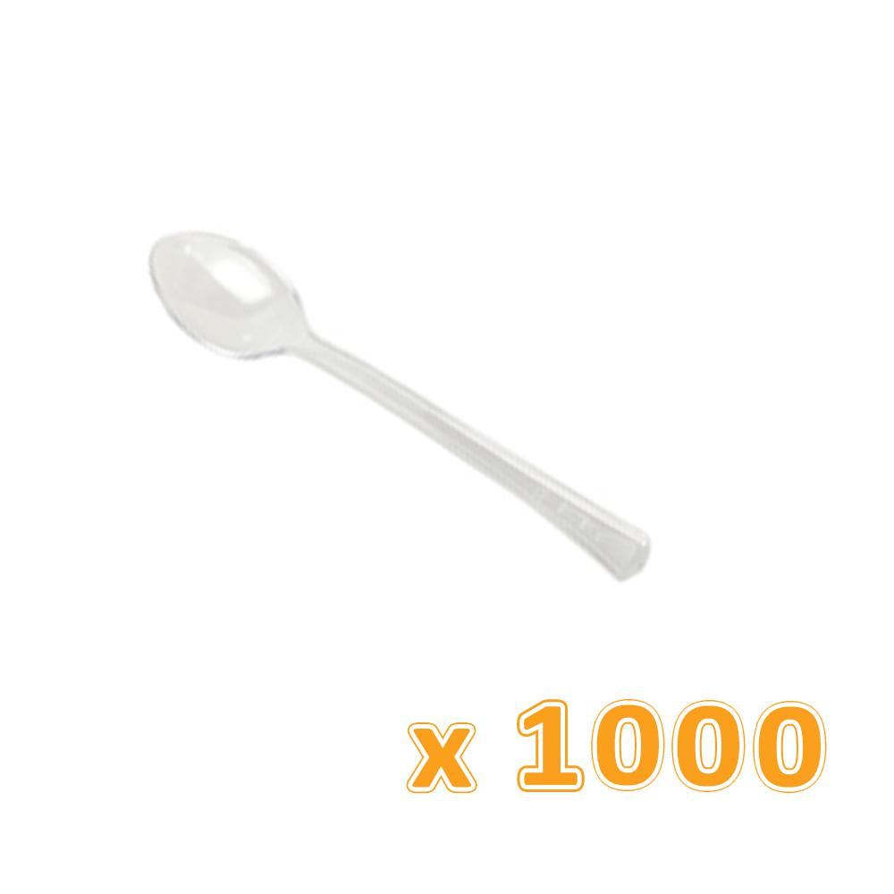 Falcon Clear Super Tea Spoon (1000 Pcs) - Sanadeeg