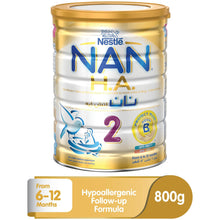 Nestlé® NAN® HA Stage 2 (6-12 Months Old) Hypoallergenic Follow-on Milk Powder Tin 800g - Sanadeeg