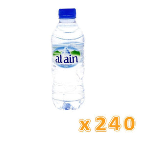 Al Ain Bottled Drinking Water (240 x 330 ml) - Sanadeeg