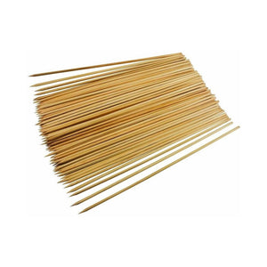 "Falcon BAMBOO Skewer 3mm x 10"" (100 Pcs) - Sanadeeg"
