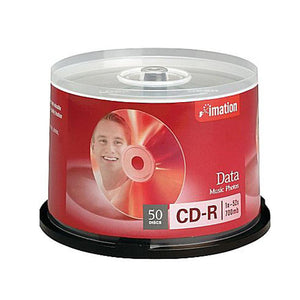 Imation CD-R  52 X 700Mb  (1 X 50 Pcs) - Sanadeeg