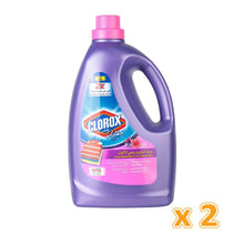 Clorox Floral Clothes Cleaner & Stain Remover (2 x 3 L)