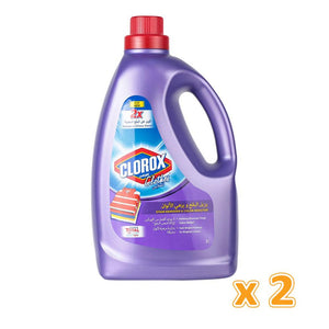 Clorox Original Clothes Cleaner & Stain Remover (2 x 3 L)