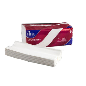 Fine Hand Towel Smart Interfold 3 Ply (200 X 20 Packs) - Sanadeeg