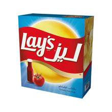 Lay's Ketchup Potato Chips (14 X 23 gm) - Sanadeeg
