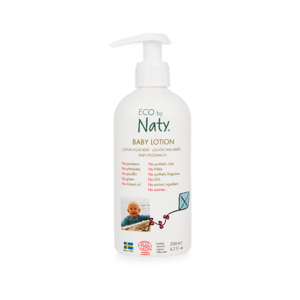 Naty Baby Lotion (200 ML)