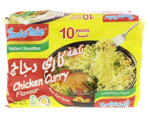 Indomie Chicken Curry Noodles 75 gm (10 pack) - Sanadeeg