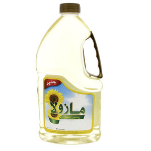 Mazola Sunflower Oil (2 X 1.8 L) - Sanadeeg