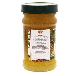 Al Alali Natural Pineapple Jam (800 gm) - Sanadeeg