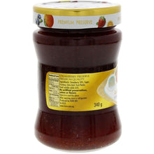 Hero Strawberry Preserve Jam (340 gm) - Sanadeeg