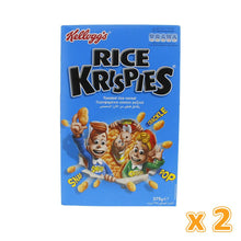 Kellogg's Rice Krispies (2 X 375 gm) - Sanadeeg