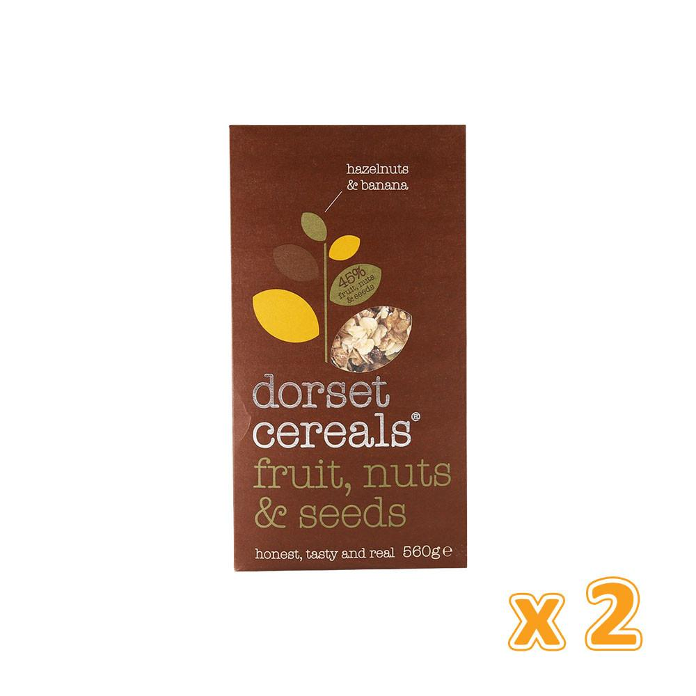 Dorset Cereals Fruit, Nuts & Seeds 560 Gm (2 X 560 gm) - Sanadeeg
