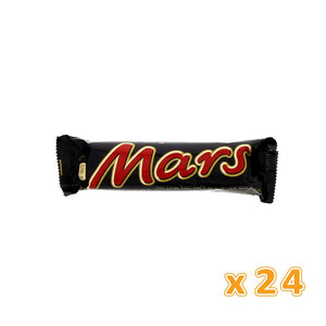 Mars Chocolate - 51 GM (4 X 6 pack)