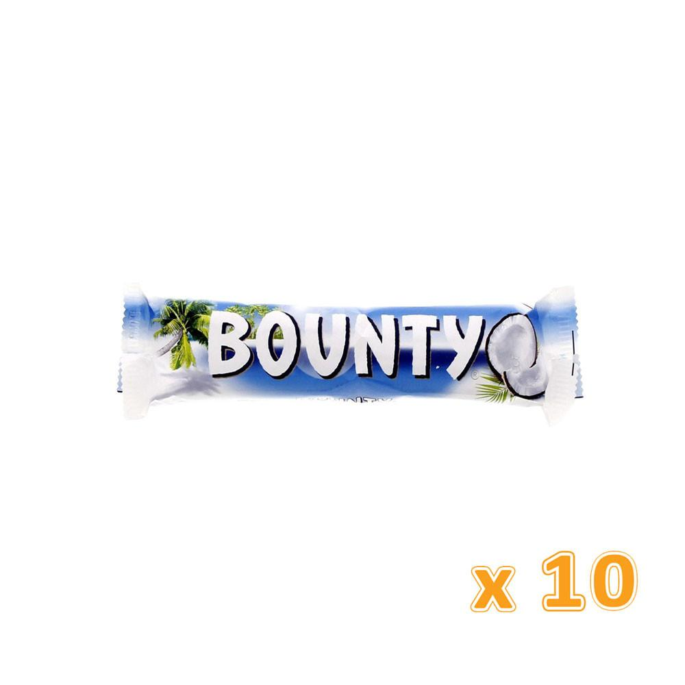 Bounty Tender Coconut Chocolate (10 pack) - Sanadeeg
