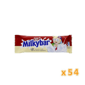 Nestle Milky Bar 12 Gm (54 pack) - Sanadeeg