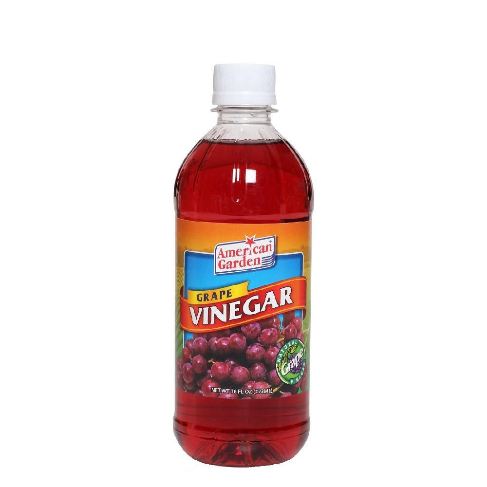 American Garden Vinegar - Red Grape (946 ml) - Sanadeeg