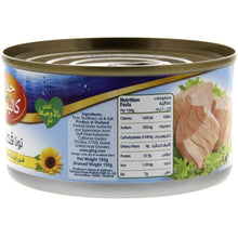 California Garden Light Chunks Tuna In Sunflower Oil  (3 X 170 gm) - Sanadeeg
