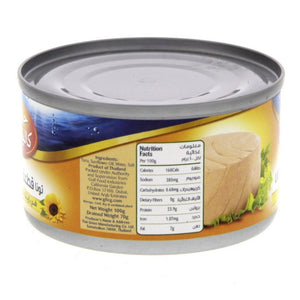 California Garden Light Solid Tuna In Sunflower Oil (3 X 170 gm) - Sanadeeg