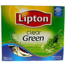 Lipton Green tea with Mint (100 Bags) - Sanadeeg