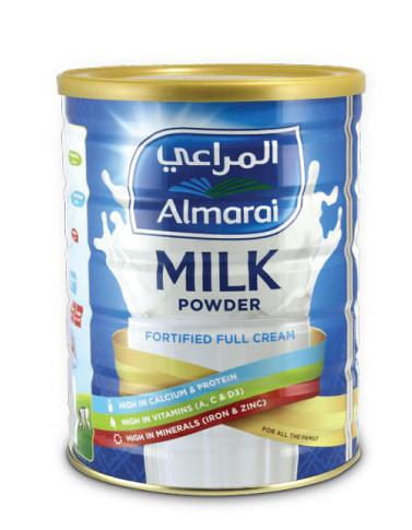Almarai Milk Powder Fortified Full CreamTin (2.5 KG) - Sanadeeg