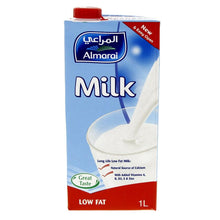 Almarai Low Fat Longlife Milk (4 X 1 L) - Sanadeeg