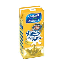 Almarai Nijoom Banana Milk 150 ML (6 pack) - Sanadeeg