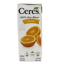 Ceres 100% Orange Juice (6 X 200 ml) - Sanadeeg