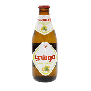 Moussy Classic Non Alcoholic Beer - Lemon Mint (6 X 330 ml) - Sanadeeg