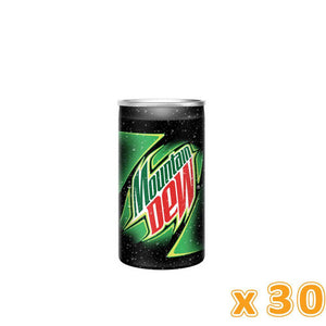 Mountain Dew Can (30 X 150 ml) - Sanadeeg