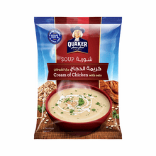 Quaker Soup - Cream of Chicken with Oats (12 pack) - Sanadeeg