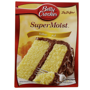 Betty Crocker Super Moist Yellow (3x500 gm) - Sanadeeg