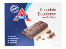 Atkins Advantage Chocolate Decadence Bar (15x60 gm) - Sanadeeg