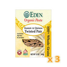 EDEN - Organic Twisted Pair Gemelli (3 X 340 gm) - Sanadeeg