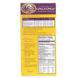 HODGSON MILL - Cous Cous With Milled Flaxseed (3 X 284 gm) - Sanadeeg