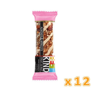BE-KIND Fruit&Nut Almonds& Apricots in Yoghurt (12 bars) - Sanadeeg