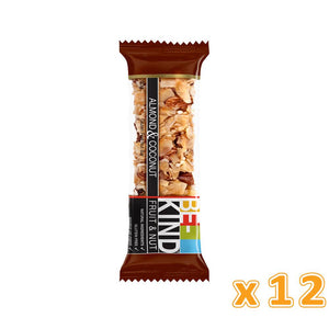 BE-KIND Fruit&Nut Almond&Coconut (12 bars) - Sanadeeg